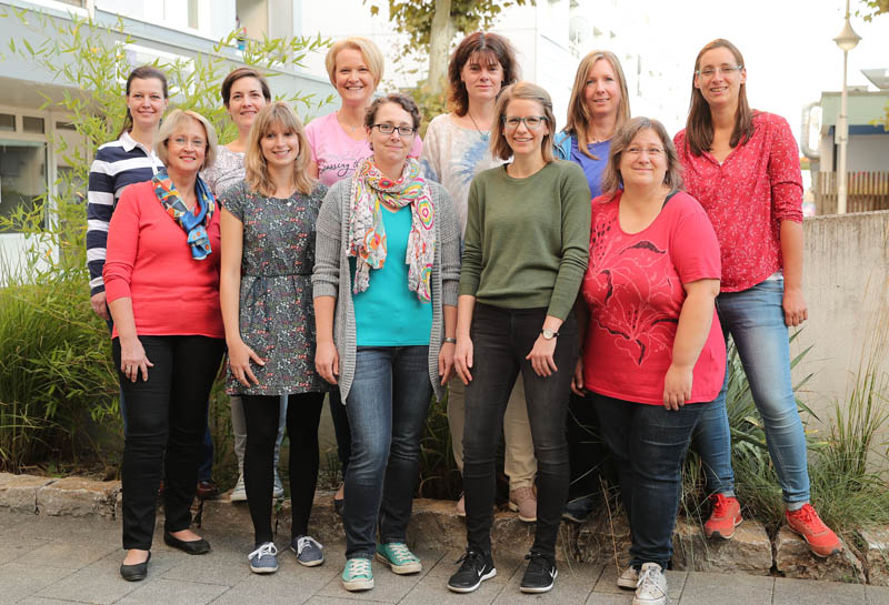 Ergotherapie Rupp Team